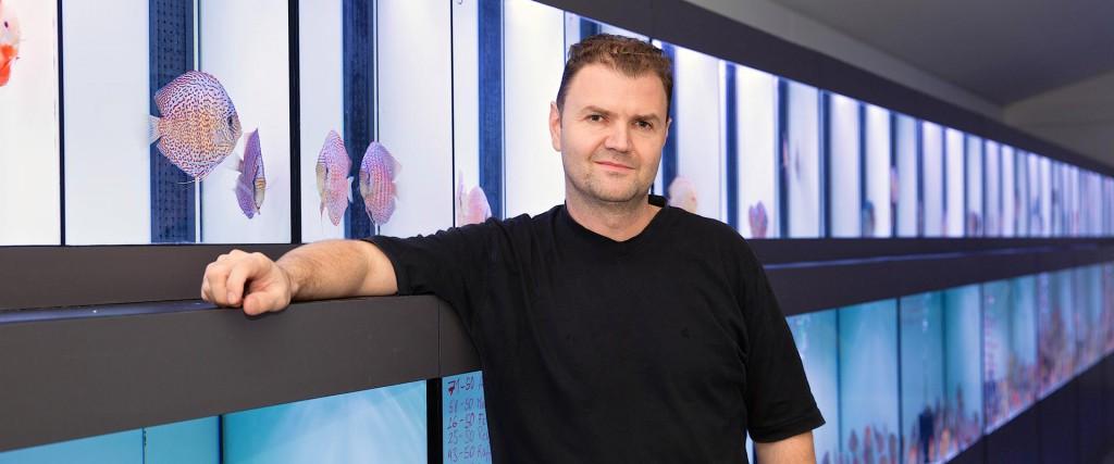 Rudolf Wagner CEO EuropaDiscusCenter