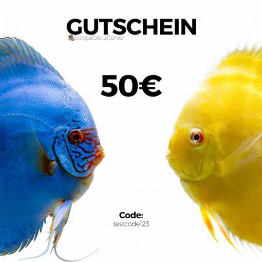Diskus Gutschein EuropaDiscusCenter 50Euro
